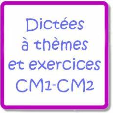 Dictée CM1-CM2
